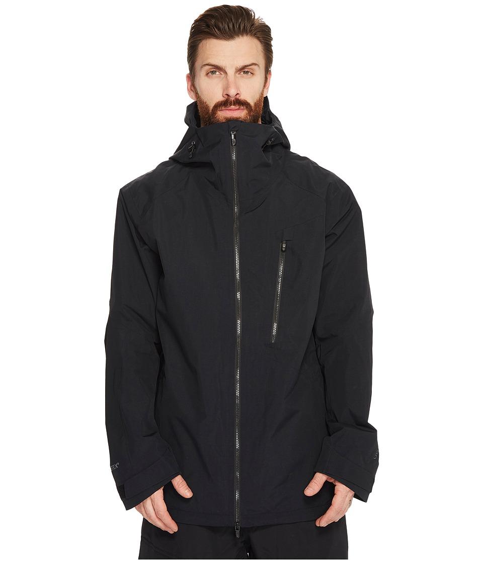 Burton ak] 2L Cyclic Jacket (True Black 3) Men's Coat