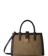 LAUREN Ralph Lauren - Carrington Brigitte II Satchel
