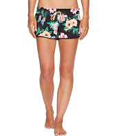 P.J. Salvage - Meet Me At Sunset Floral Shorts