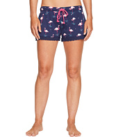 P.J. Salvage - Playful Flamingo Print Shorts