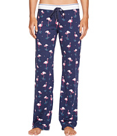 P.J. Salvage - Playful Flamingo Print Pants