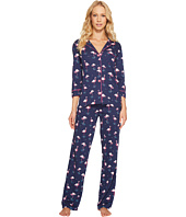 P.J. Salvage - Playful Flamingo Print PJ Set