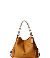 COACH - Mix Leather Edie 31