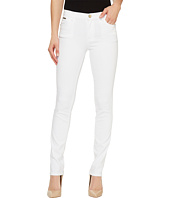 Ivanka Trump - Denim Skinny Jeans in White