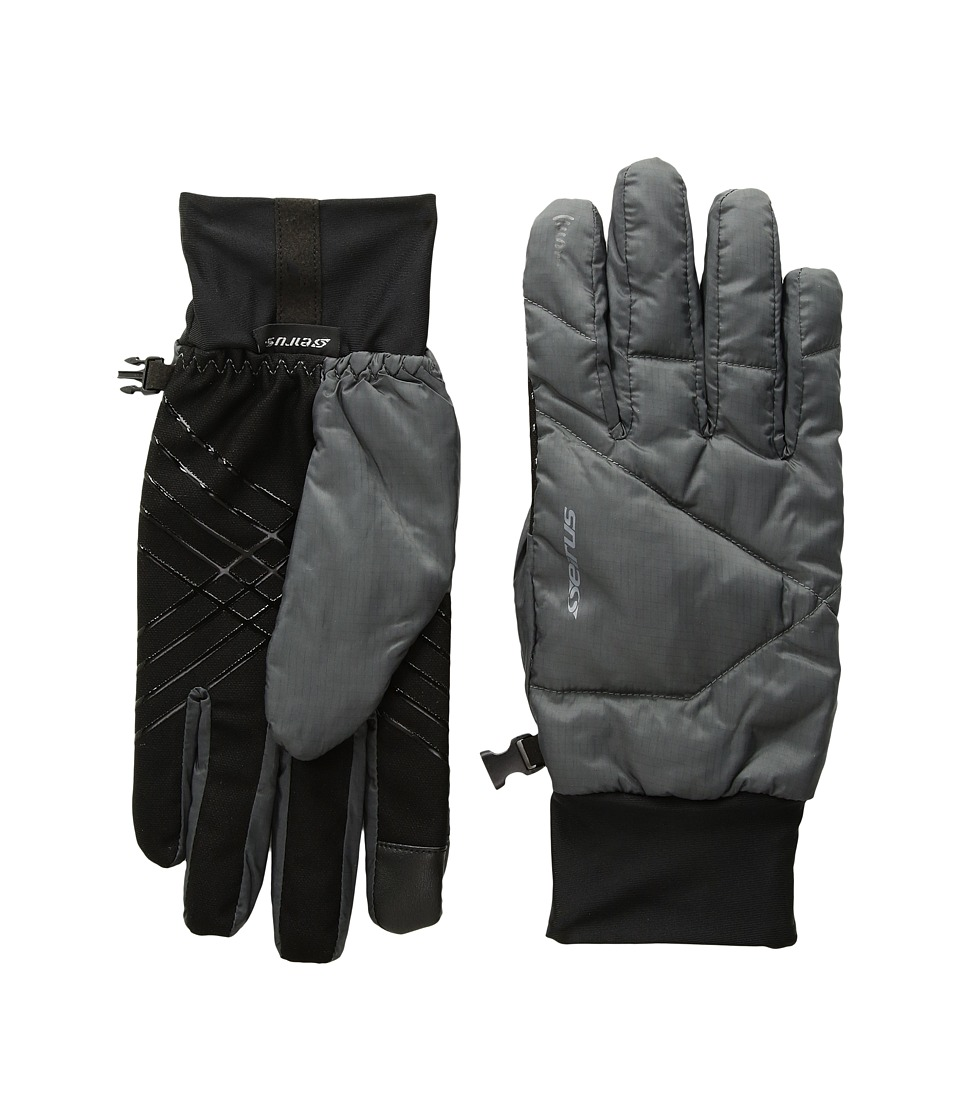 Seirus Solarsphere Ace Gloves (Charcoal) Extreme Cold Weather Gloves