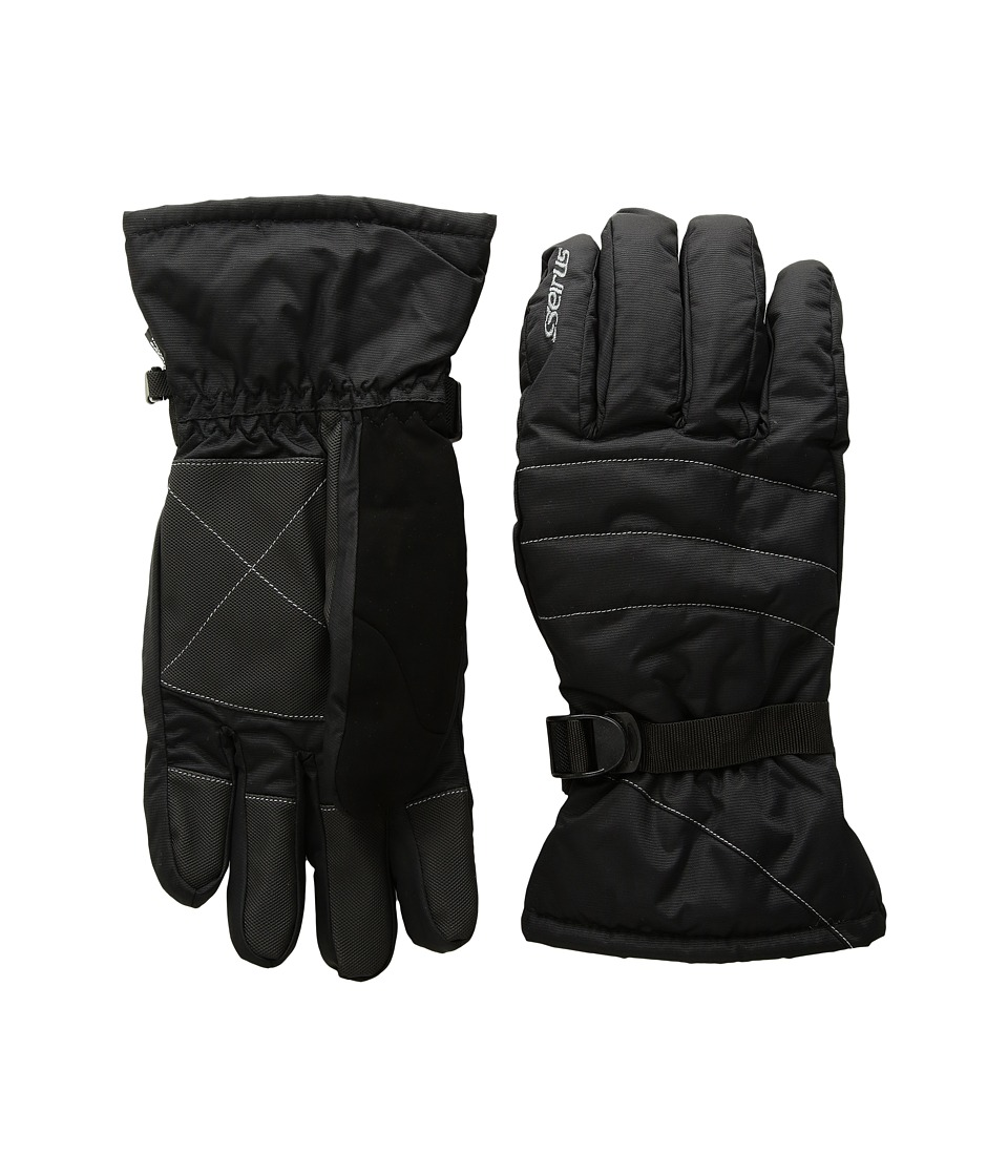 Seirus Stitch Gloves (Black) Extreme Cold Weather Gloves