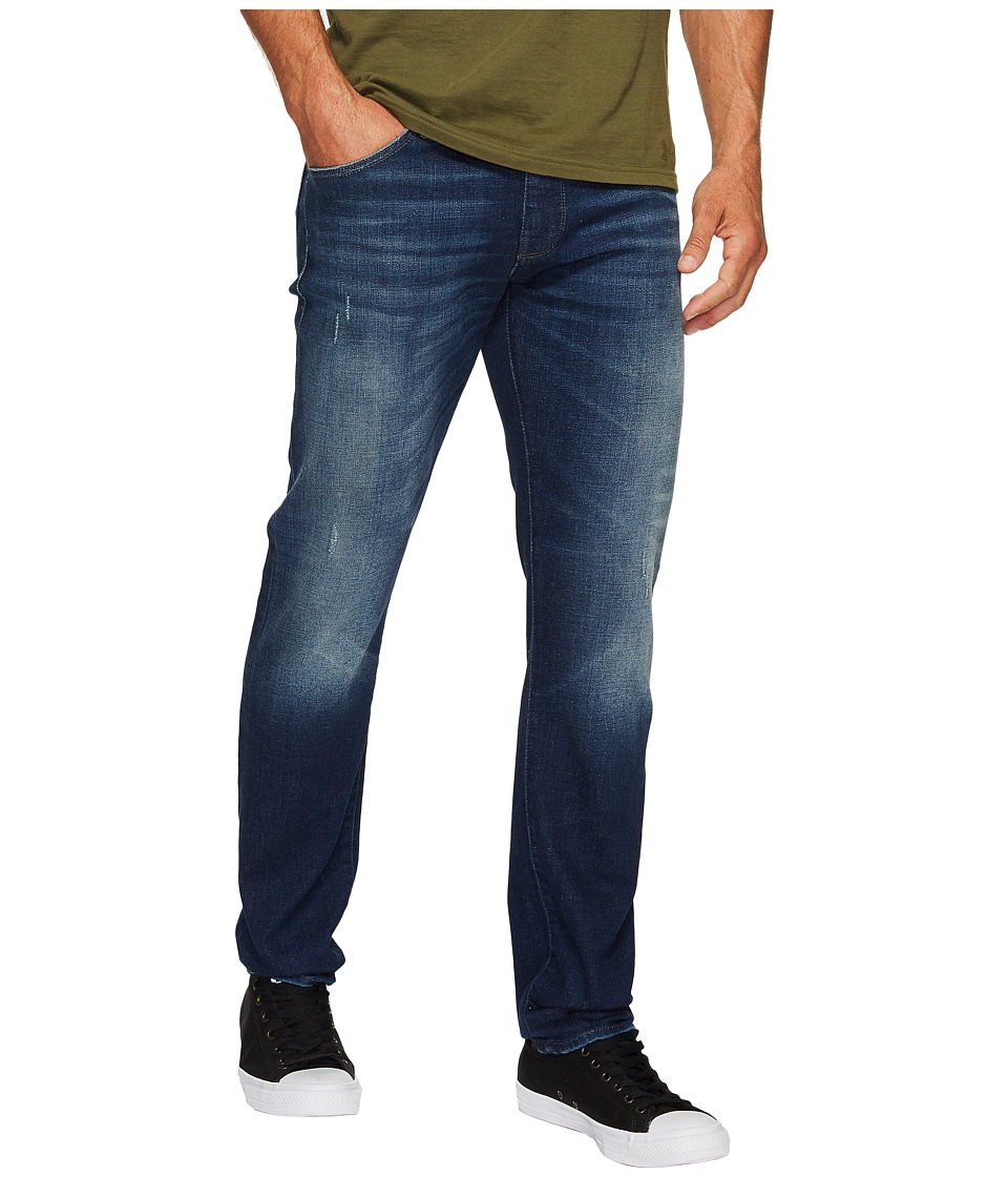 Mavi Jeans Jake Regular Rise Slim in Dark Brooklyn (Dark Brooklyn) Men
