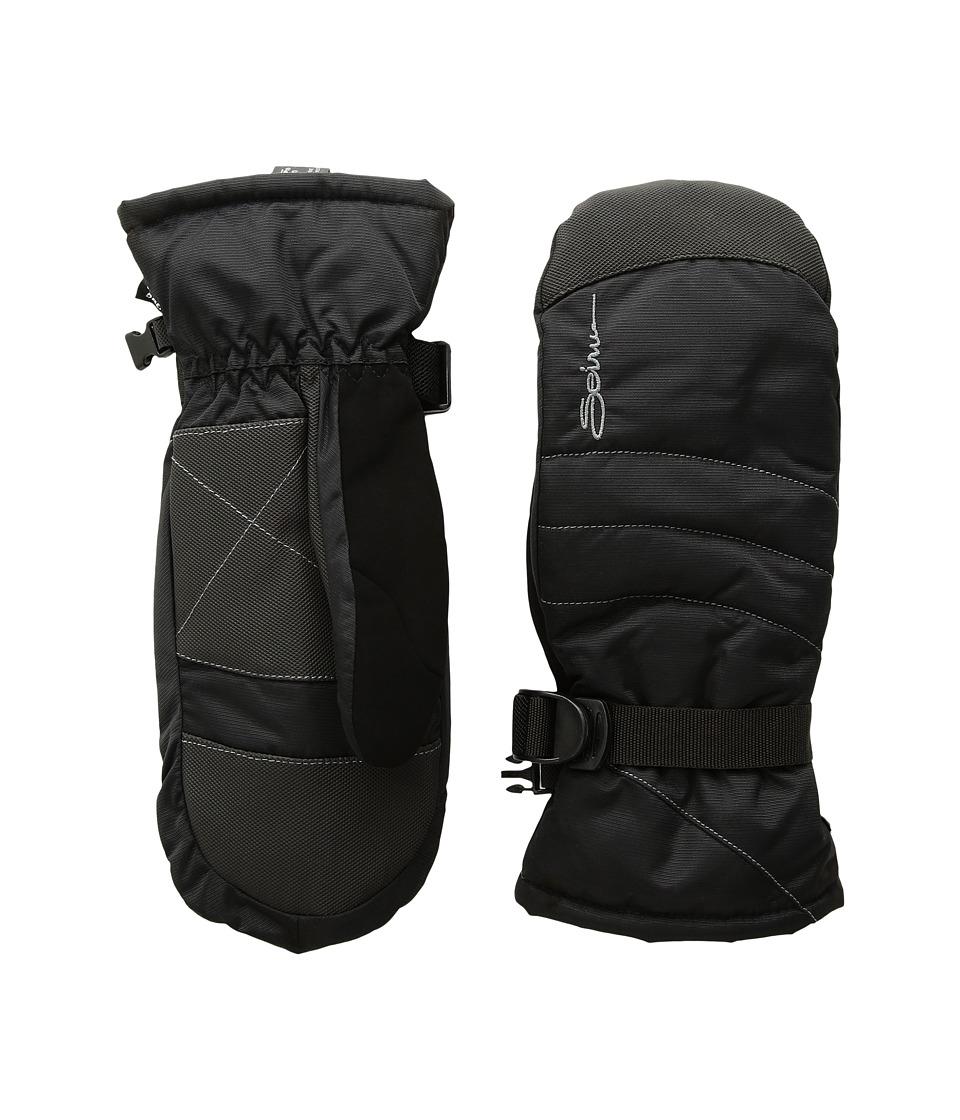Seirus Stitch Mitt (Black) Extreme Cold Weather Gloves