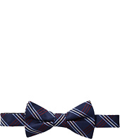 Tommy Hilfiger - Stripe Grid Pre-Tied Bow