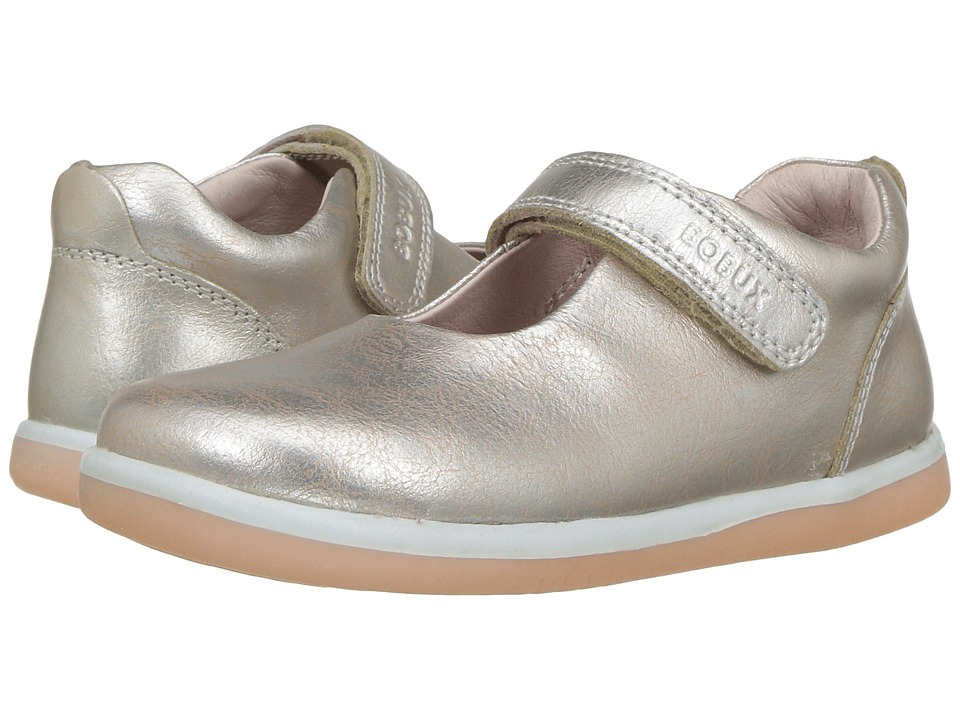 Bobux Kids Kid+ Classic Charm (Toddler/Little Kid) (Molten Gold) Girl's Shoes
