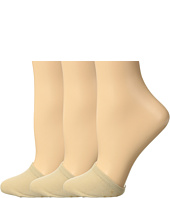 HUE - Toe Cover with Grippers 3-Pack