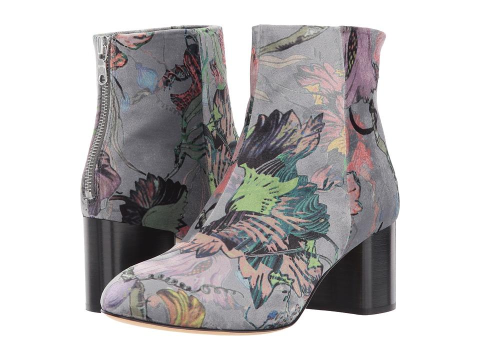 rag & bone Drea Boot (Grey Floral) Women