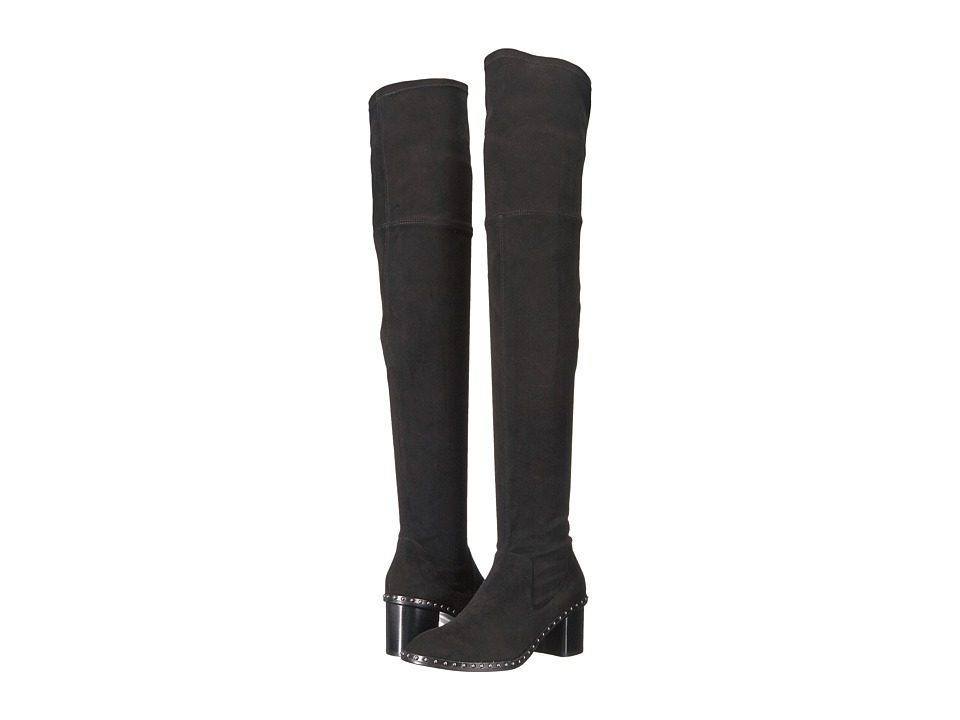 rag & bone Rina Boot (Black Suede) Women