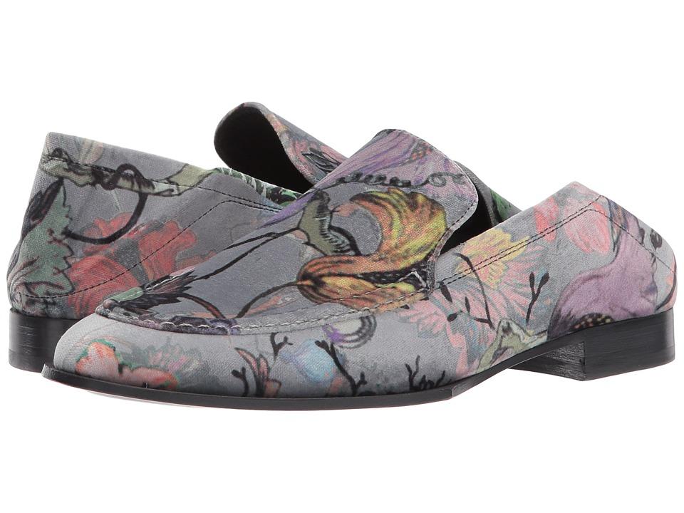 rag & bone Alix Convertible Loafer (Grey Floral) Women