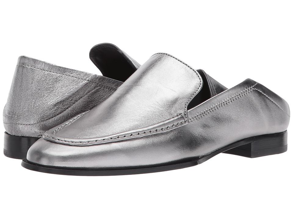 rag & bone Alix Convertible Loafer (Gunmetal) Women