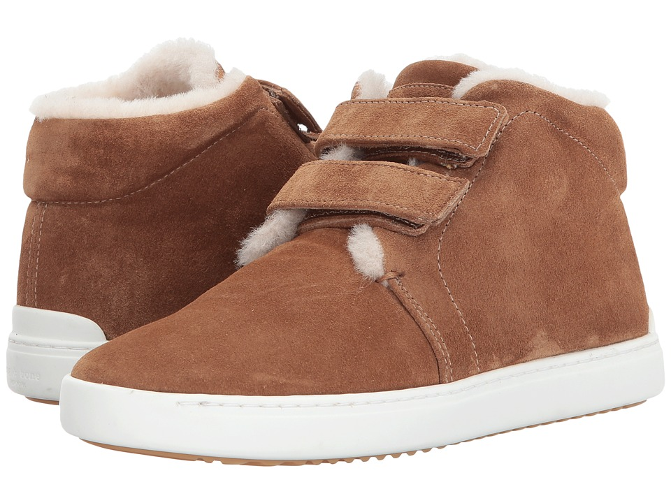 rag & bone - Kent Desert Shearling (Camel Suede) Womens Shoes