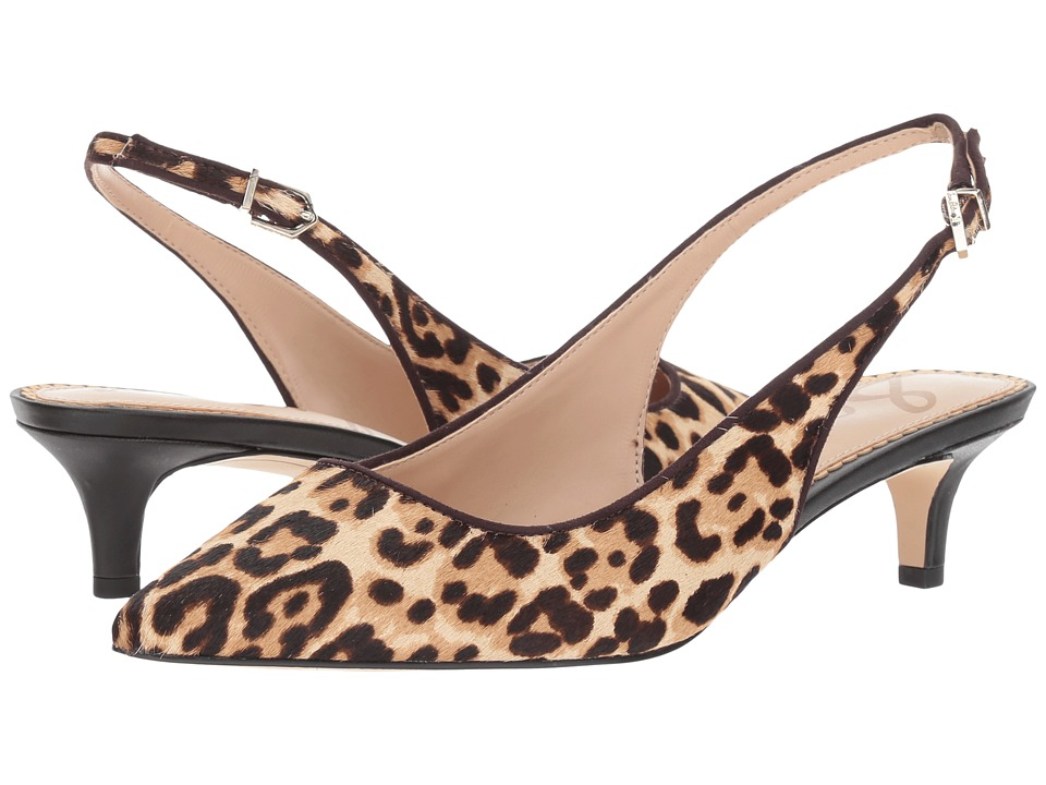 Sam Edelman Ludlow (Sand Jungle Leopard Brahma Hair) Wome...