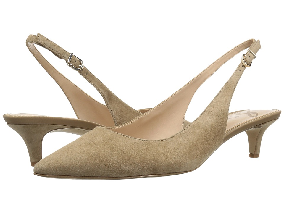 Sam Edelman Ludlow (Oatmeal Kid Suede Leather) Women's Shoes