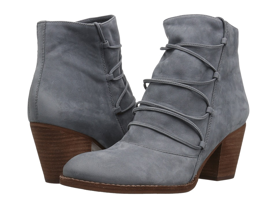 Sam Edelman Millard (Stone Blue Jabuck Nubuck Leather) Women