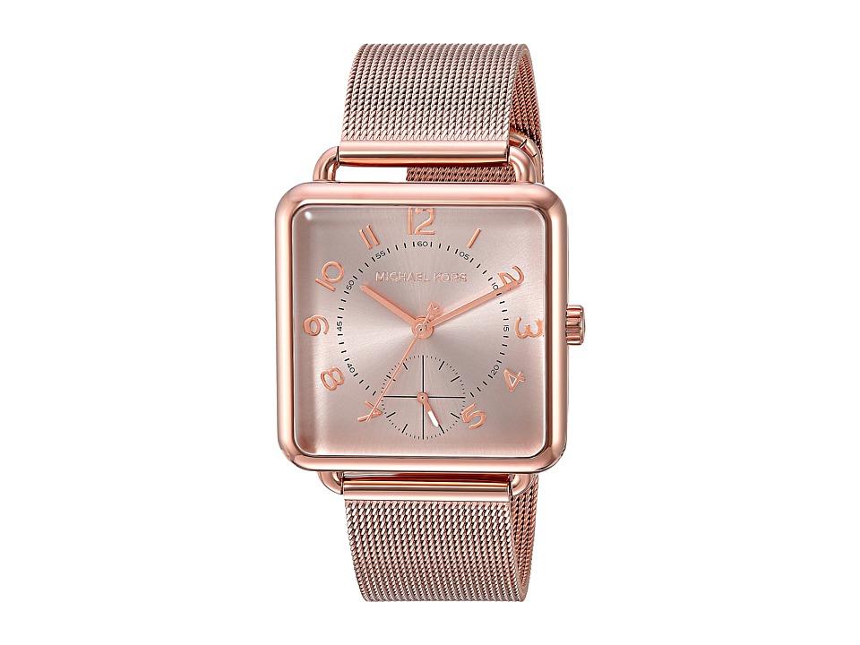Michael Kors MK3664 - Brenner (Rose Gold) Watches