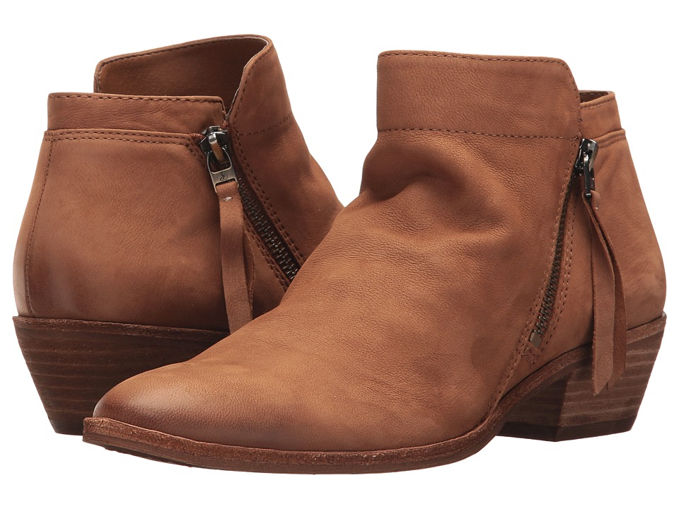 Sam Edelman Packer (Deep Saddle Waxy Nubuck Leather)