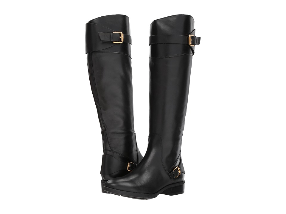 Sam Edelman Portman (Black Bally Leather) Women