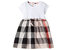 Burberry Kids Mini Rosey Dress (Infant/Toddler)