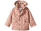 Burberry Kids Jamie Quilted Jacket (Infant/Toddler)