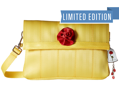Harveys Seatbelt Bag Mini Foldover - Beauty and the Beast