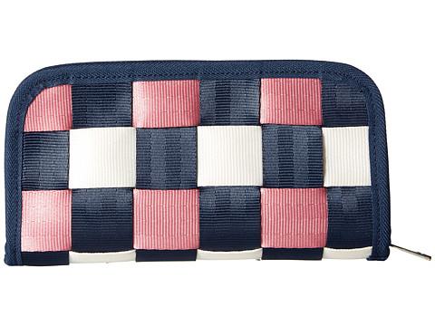 Harveys Seatbelt Bag Full Wallet - Rose
