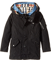 Burberry Kids - Hanleigh Coat (Little Kids/Big Kids)