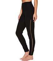 Yummie by Heather Thomson - Leggings with Mesh Elastic at Sides