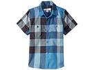 Burberry Kids Mini Camber Shirt (Little Kids/Big Kids)