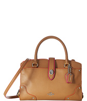 COACH - Edgestain Leather Mercer 24 Satchel