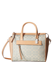 COACH - Bleecker Oxford Slub Riley Carryall