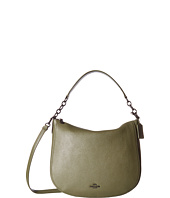 COACH - Polished Pebble Leather Chelsea 32 Hobo