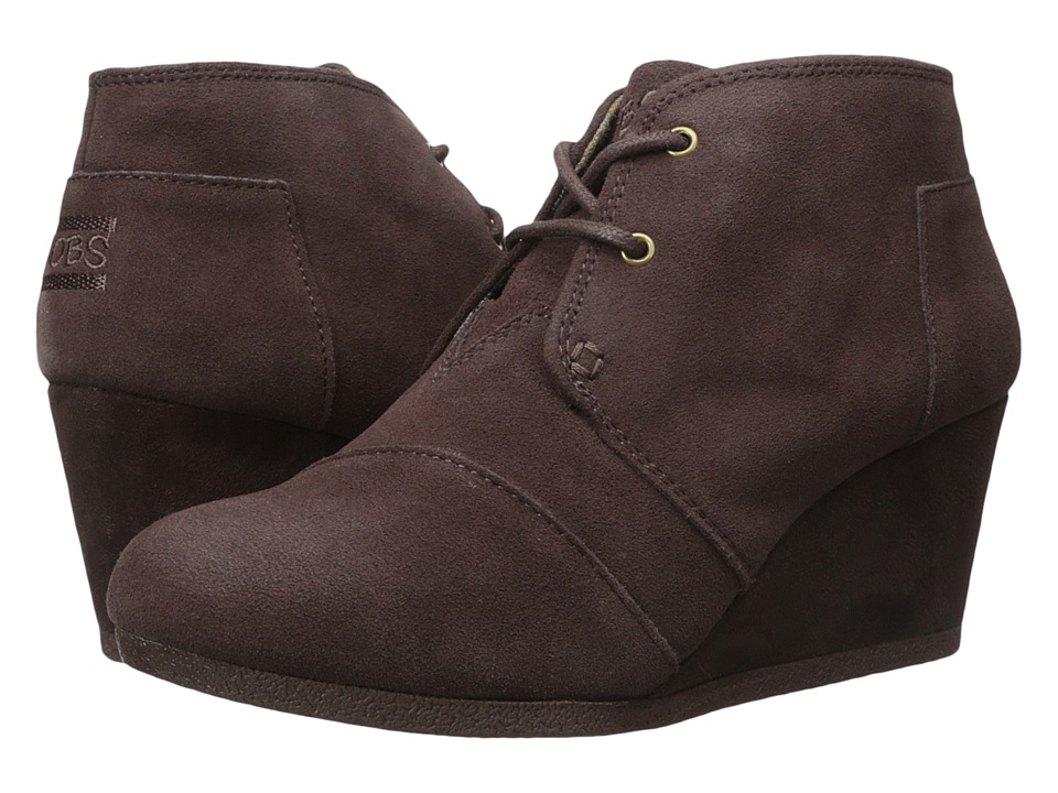 BOBS from SKECHERS High Notes Behold (Chocolate) Women