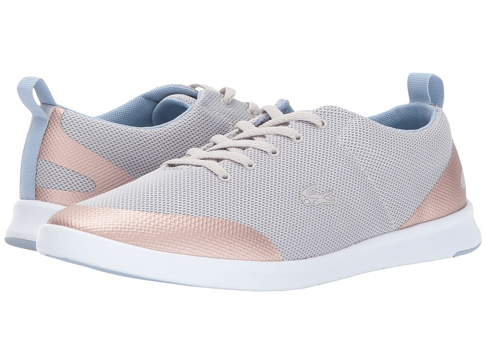 Lacoste Avenir 317 2 (Light Grey) Women