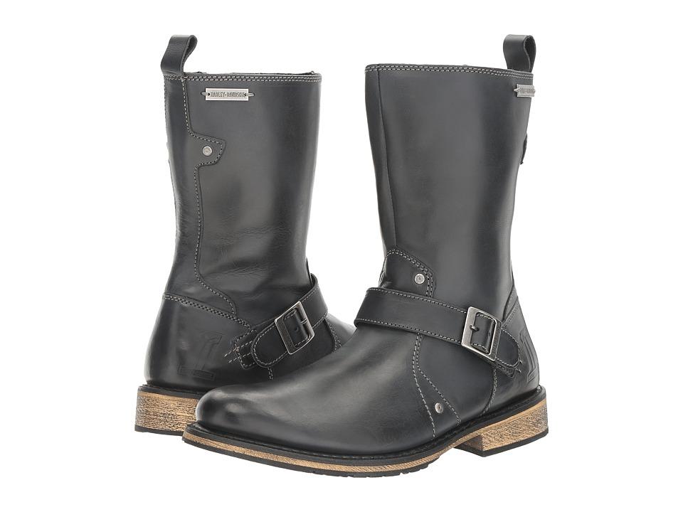 Harley-Davidson - Brendan (Black) Mens Zip Boots