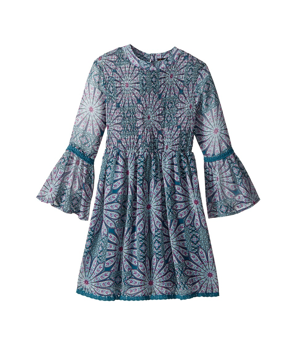 Ella Moss Girl - Elaine All Over Printed Dress