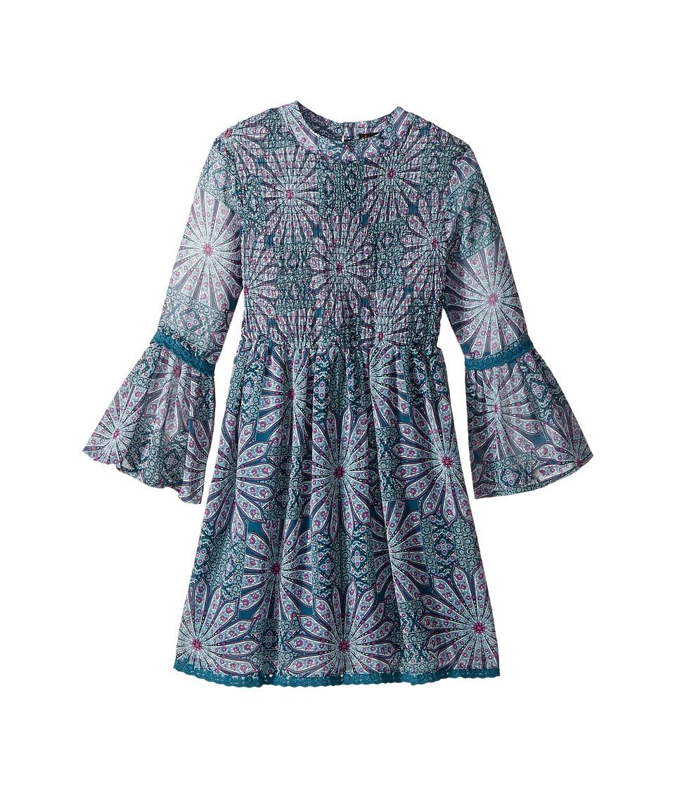 Ella Moss Girl - Elaine All Over Printed Dress