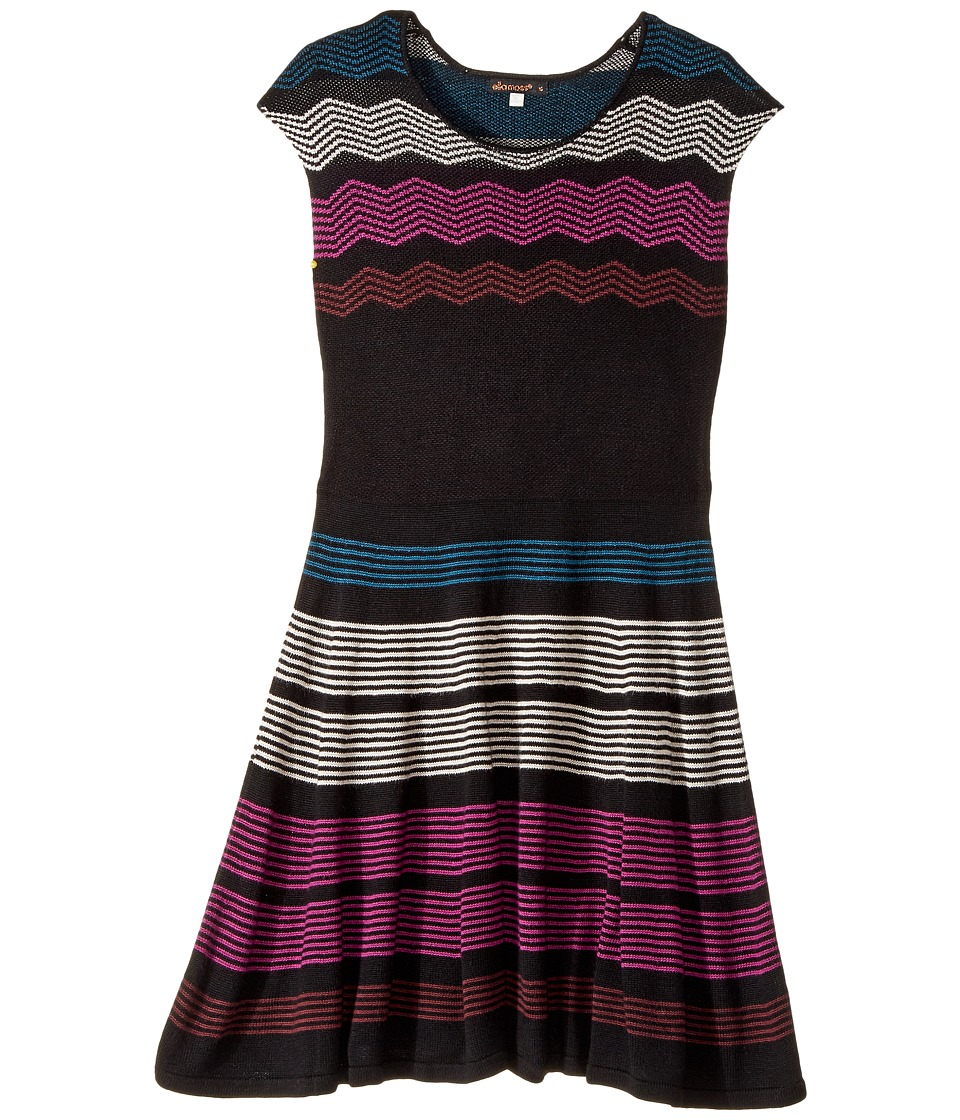 Ella Moss Girl - Melaine Intarsia Sweater Dress