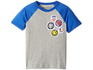 True Religion Kids - Patches Logo Tee Shirt (Toddler/Little Kids)