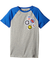 True Religion Kids - Patches Logo Tee Shirt (Big Kids)