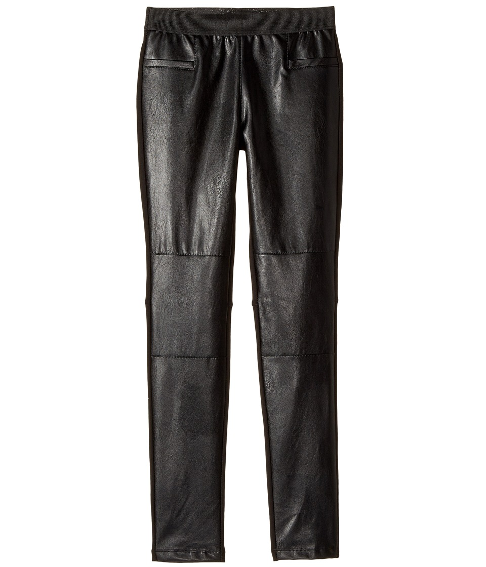 Ella Moss Girl - Jacey Faux Leather Pants