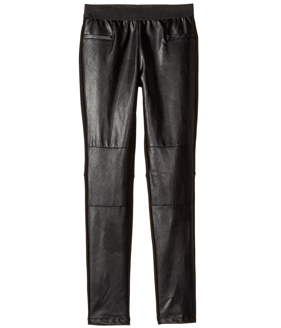 Ella Moss Girl - Jacey Faux Leather Pants