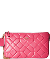 COACH - Canyon Quilted Nolita Wristlet 24