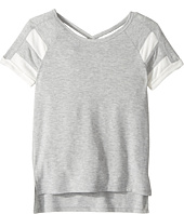 Splendid Littles - Loose Knit Football Top (Big Kids)