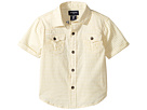 True Religion Kids - Woven Stripe Shirt (Toddler/Little Kids)
