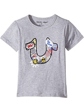 True Religion Kids - Doodle Tee Shirt (Toddler/Little Kids)